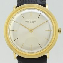 Jean Perret Vintage Manual Winding Gold 126