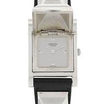 Hermès Médor - Wristwatch en acier Ref : 2000