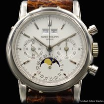 Patek Philippe Perpetual Calendar Chronograph, Ref# 3970G