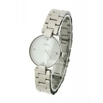 Rado Coupole 01.963.3854.4.093 Rado Diamonds Acciaio Madreperla Quarzo new
