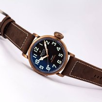 Zenith Pilot Type 20 Extra Special Bronze 45mm Black Arabic numerals United States of America, New Jersey, Princeton