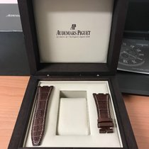 Audemars Piguet Brown Crocodile Strap for Royal Oak Chronograph