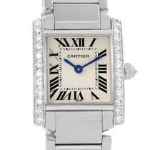 Cartier tank fran aise all prices for cartier tank for Ramerica fine jewelry watches