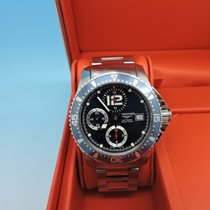 Longines HydroConquest L3.644.4 pre-owned