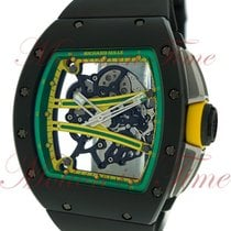 Richard Mille RM 061 Ceramic 50.2mm Transparent United States of America, New York, New York