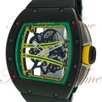 Richard Mille RM 061 RM061-01 Zeer goed Keramiek 50.2mm Automatisch
