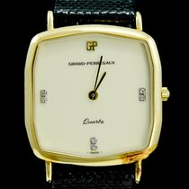 Girard Perregaux Or jaune Quartz Champagne Sans chiffres 30mm occasion