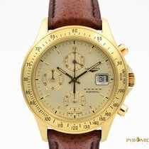 Longines Admiral Five Stars Automatic Yellow Gold