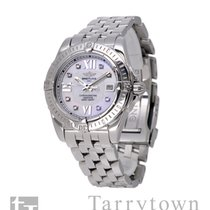 Breitling Cockpit Lady Steel 31mm Mother of pearl Roman numerals United States of America, New York, Hartsdale