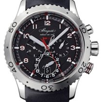 Breguet Type XXII GMT Flyback Chronograph +btc
