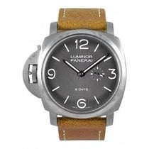 Panerai Special Editions Titanium 47mm Black United Kingdom, Blackburn