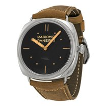 Panerai Radiomir 3 Days 47mm nieuw 2019 Handopwind Horloge met originele doos en originele papieren PAM 00425