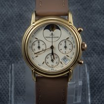 Jaeger-LeCoultre Odysseus 18K Gold Moonphase Complication -...