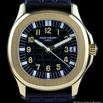 Patek Philippe Aquanaut pre-owned Rubber