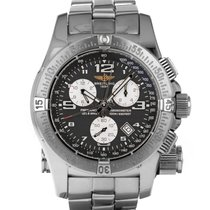 Breitling Emergency Steel 45mm Black Arabic numerals United States of America, Maryland, Baltimore, MD