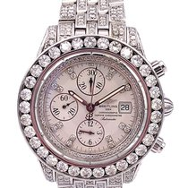 Breitling Chronomat Evolution Steel 44mm Silver (solid) No numerals United States of America, Florida, Boca Raton