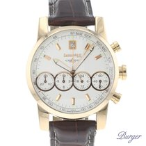 Eberhard & Co. 30058 Rose gold 2002 Chrono 4 40mm pre-owned
