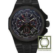 Breitling NB0434E5/BE94 Carbon 2020 Bentley B04 GMT 45mm neu