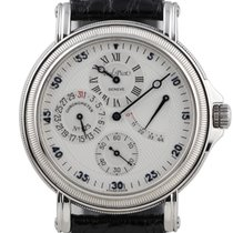 Paul Picot 42mm Automatic pre-owned Atelier White