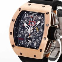 Richard Mille Roségoud Automatisch 50mm tweedehands RM 011