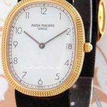 Patek Philippe Golden Ellipse 3931J pre-owned