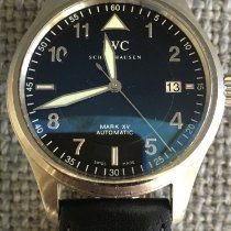IWC Pilot Mark Steel 38mm Black Arabic numerals United States of America, Maryland, Gaithersburg