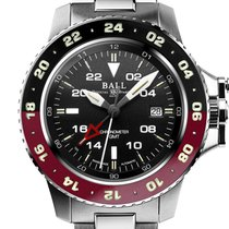 Ball Steel 42mm Automatic DG2018C-S3CJ-BK new