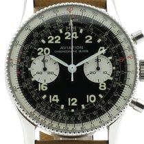 Ollech & Wajs Staal 40mm Handopwind 34017-33 nieuw Nederland, Nijmegen  (www.horloge-sieraden.nl)