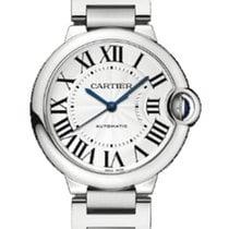 Cartier Ballon Bleu 36mm Steel 36mm Silver Roman numerals United States of America, California, Los Angeles