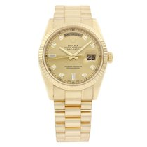 Rolex Day-Date 36 Yellow gold 36mm Gold No numerals United States of America, Arizona, SCOTTSDALE