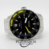 IWC Aquatimer Automatic 2000 IW356802 2010 pre-owned
