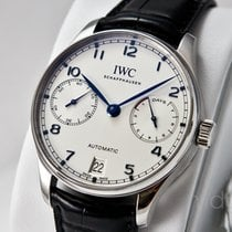 IWC Steel 42.3mm Automatic IW500705 new United States of America, New Jersey, Oradell