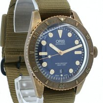 Oris Carl Brashear Bronze 42mm Blue United States of America, California, West Hollywood