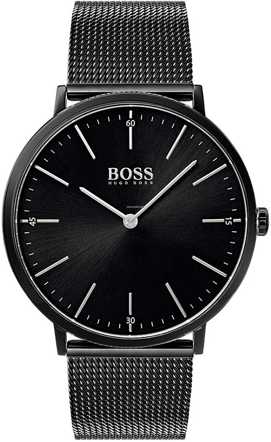 best quality skate shoes brand new Hugo Boss HORIZON 1513542 Herrenarmbanduhr