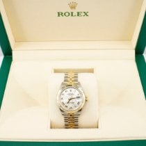 Rolex Lady-Datejust Gold/Steel 28mm Silver United States of America, Wisconsin, West Bend
