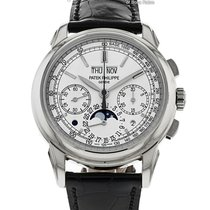 Patek Philippe Perpetual Calendar Chronograph new 2015 Manual winding Chronograph Watch with original box and original papers 5270G-013