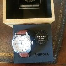 Shinola 45mm Quartz new