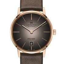Hamilton Intra-Matic 38mm Brown No numerals United States of America, California, Los Angeles