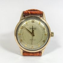Eberhard & Co. Steel 39mm Manual winding pre-owned United States of America, Wyoming, Sheridan, WY