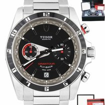 Tudor Grantour Chrono Fly-Back Steel 42mm Grey United States of America, New York, Lynbrook