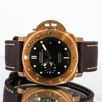 Panerai Special Editions Bronce 47mm Verde