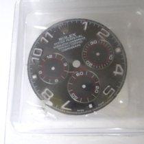 Rolex DAYTONA RACING DIAL SLATE ARAB 116520 / 116509 ++ NEU