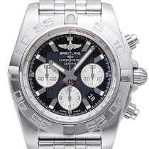 Breitling Chronomat 44 AB011012.B967.375A Schwarz