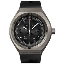 Porsche Design Monobloc Actuator Titanium 46mm Black