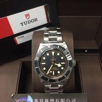 Tudor 79230N Heritage Black Bay Black bezel steel bracelet