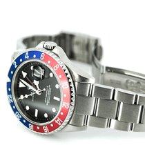 Rolex GMT-Master II Pepsi No Holes 16710T