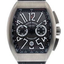 Franck Muller Vanguard Titanium 45mm Grey