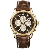 Breitling Bentley Mark VI Rose gold 42mm Brown No numerals