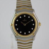 Ebel Sport Classique Diamond Dial #A3517 Box, Papiere