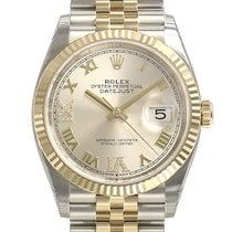 Rolex new Automatic Central seconds Chronometer Screw-Down Crown 36mm Gold/Steel Sapphire crystal